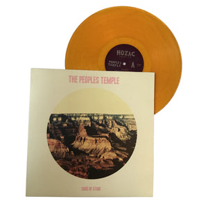 "The Peoples Temple: Sons Of Stone 12"" (used)"