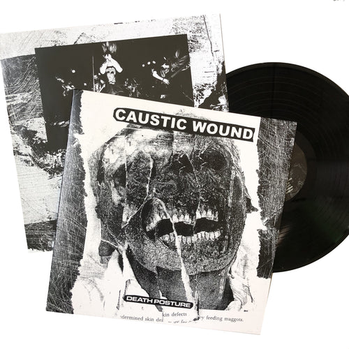 Caustic Wound: Death Posture 12