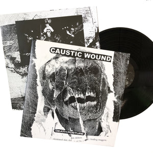 Caustic Wound: Death Posture 12""