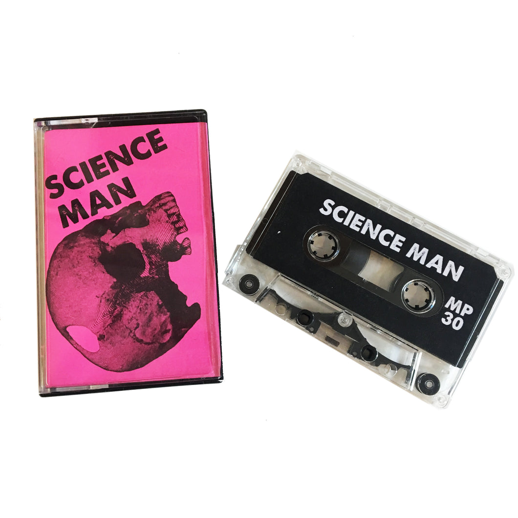 Science Man: S/T cassette
