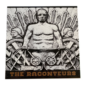 "The Raconteurs: Live In Tulsa 12"" (used)"