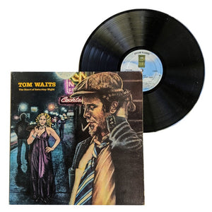 "Tom Waits: The Heart Of Saturday Night 12"" (used)"