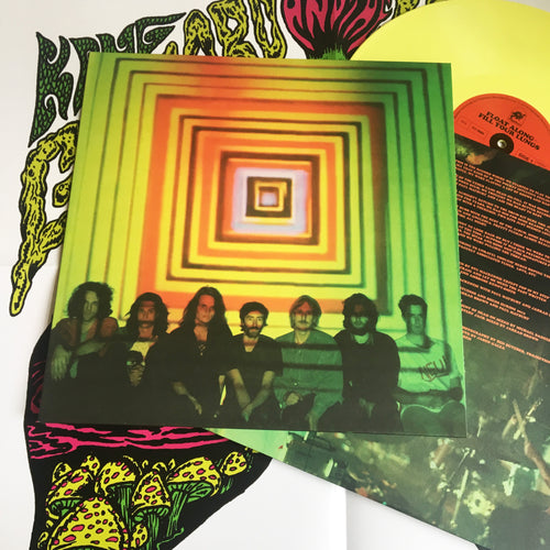 King Gizzard & the Lizard Wizard: Float Along: Fill Your Lungs 12