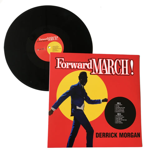 Derrick Morgan: Forward March! 12