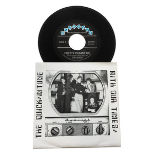 "The Quick: In Tune With Our Times 7"" (used)"