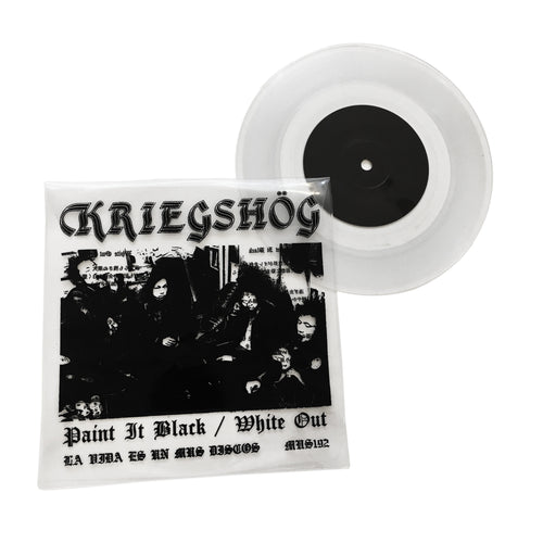 Kriegshog: Paint It Black / White Out 7