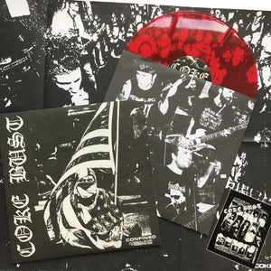 "Coke Bust: Confined 12"" (used)"