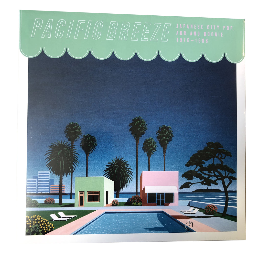 Various: Pacific Breeze: Japanese City Pop, AOR & Boogie 1976-1986 12