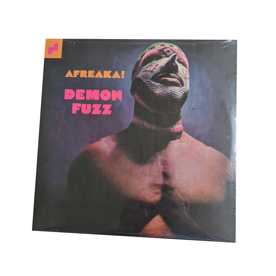 Demon Fuzz: Afreaka! 12