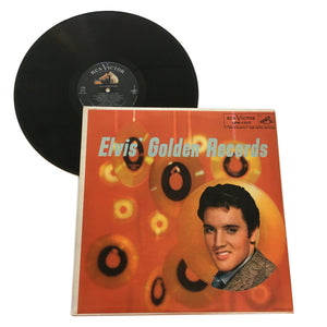 "Elvis Presley: Golden Records 12"" (used)"