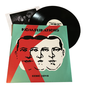 "Komplikations: Going Down 12"" (used)"