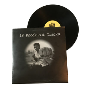 "Various Artists: 18 Knockout Tracks 12"" (used)"