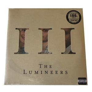 The Lumineers: III 12""