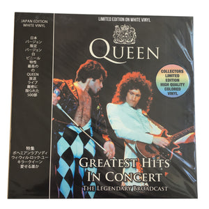 Queen: Greatest Hits in Concert 12""