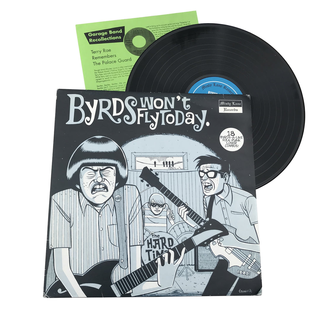 Various: Byrds Won't Fly Today 12
