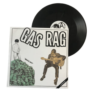 "Gas Rag: Beats Off 12"" (used)"