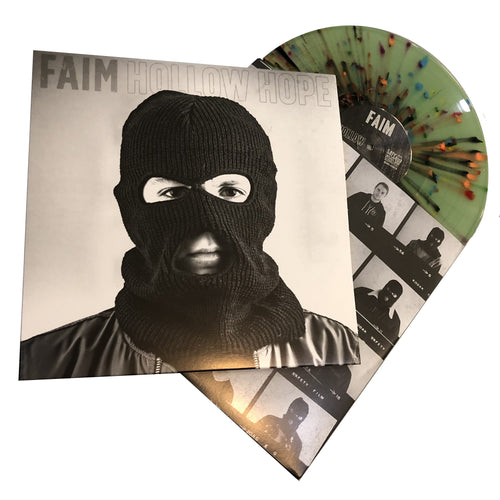 Faim: Hollow Hope (Coke Bottle/Rainbow Splatter vinyl)