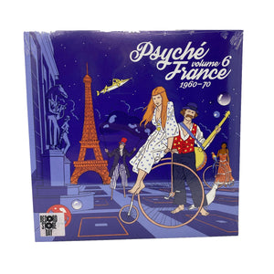 "Various Artists: Psyche France Vol. 6 (1960-70) 12"" (RSD)"