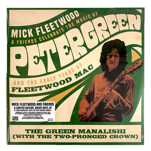 Mick Fleetwood & Friends/Fleetwood Mac: Green Manalishi 12