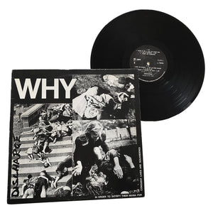 "Discharge: Why 12"" (used)"