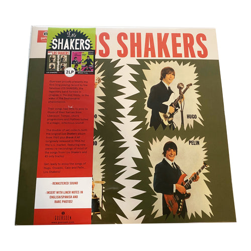 Los Shakers:  Los Shakers / Break It All 12