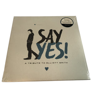 "Various: Say Yes! A Tribute To Elliott Smith 12"" (used)"