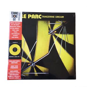 Tangerine Dream: Le Parc 12""
