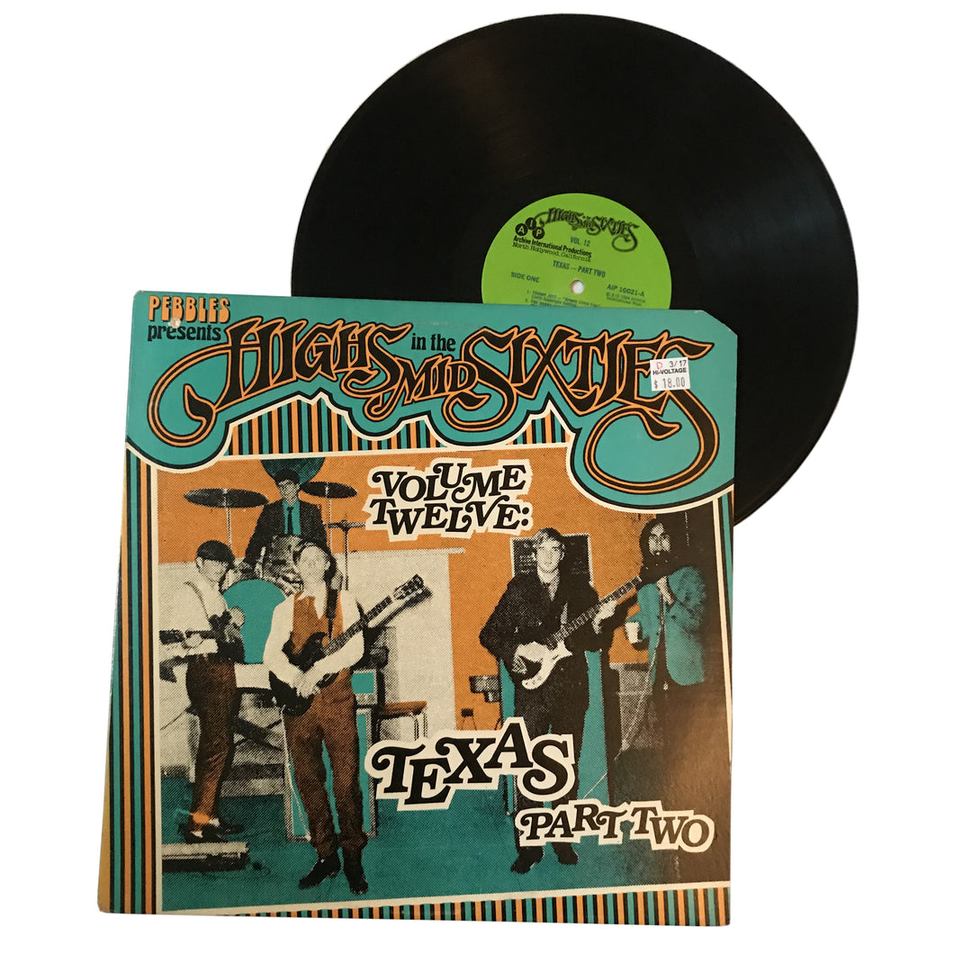 Various: Highs In The Mid Sixties Volume 12: Texas Part 2 12