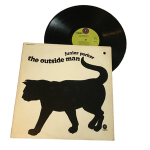 "Junior Parker: The Outside Man 12"" (used)"