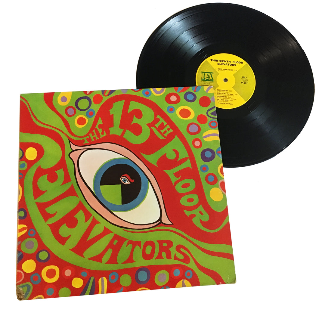 The 13th Floor Elevators: The Psychedelic Sounds Of 12