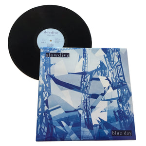"Slowdive: Blue Day 12"" (used)"