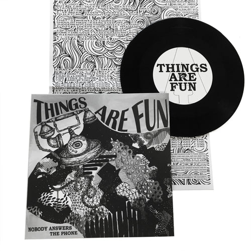 Things Are Fun: S/T 7