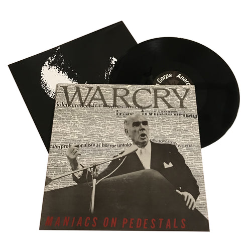 Warcry: Maniacs on Pedestals 12