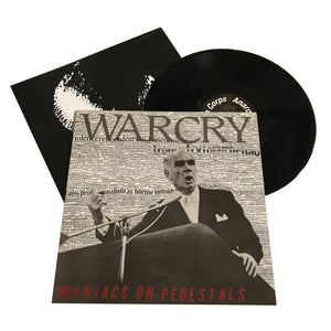 Warcry: Maniacs on Pedestals 12""