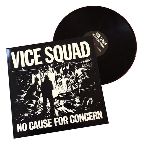 Vice Squad: No Cause for Concern 12