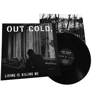 Out Cold: Living Is Killing Me 12""