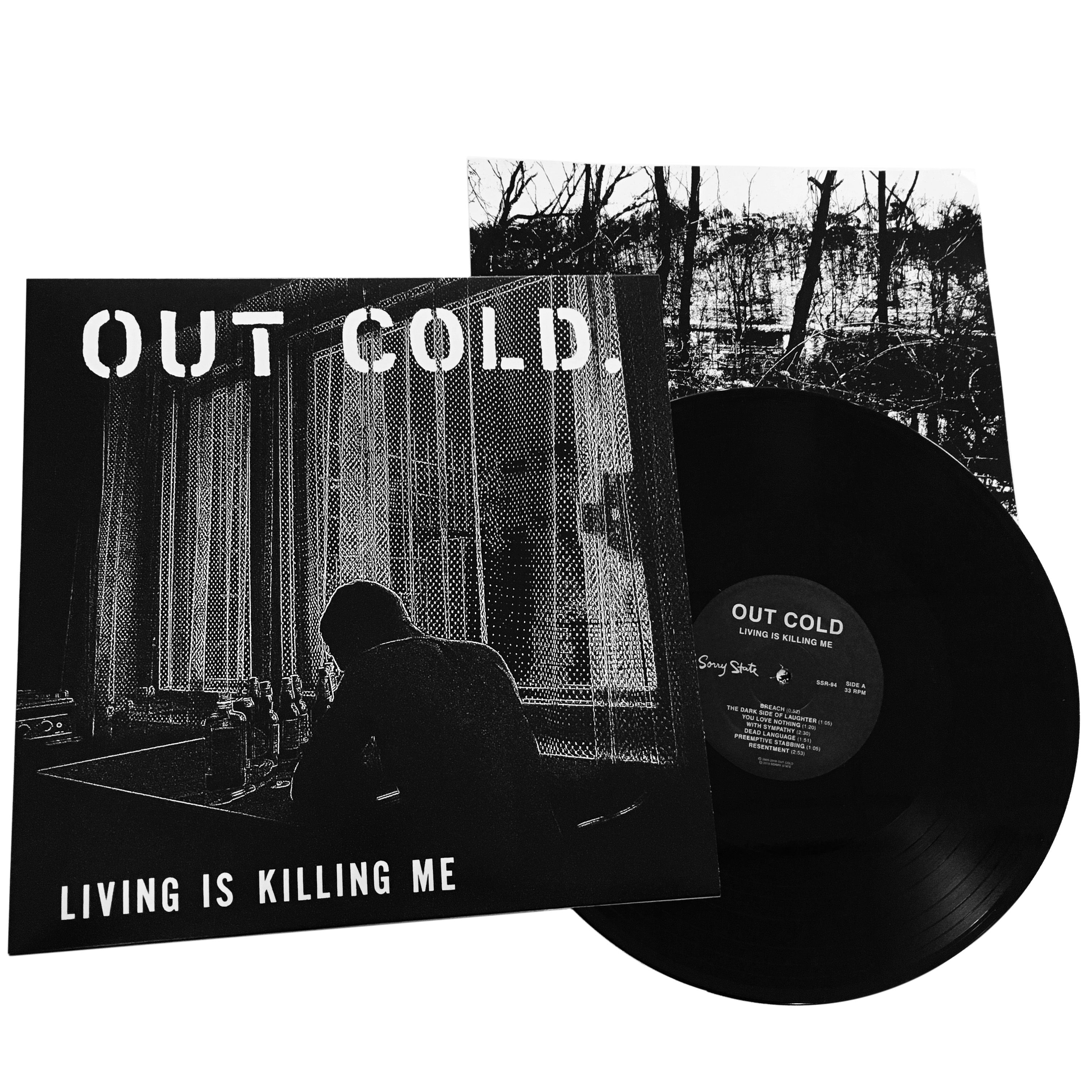 Out Cold: Living Is Killing Me 12