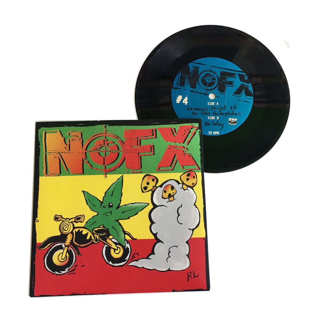 NOFX: 7 Inch Of The Month Club #4 7