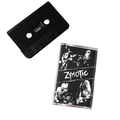 Zymotic: 8 Tracks demo cassette