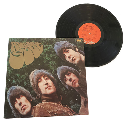 The Beatles: Rubber Soul 12