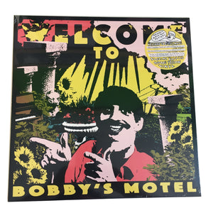 Pottery: Welcome to Bobby's Motel 12""