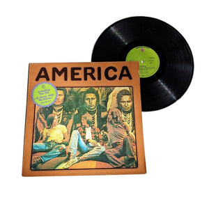 "America: S/T 12"" (used)"