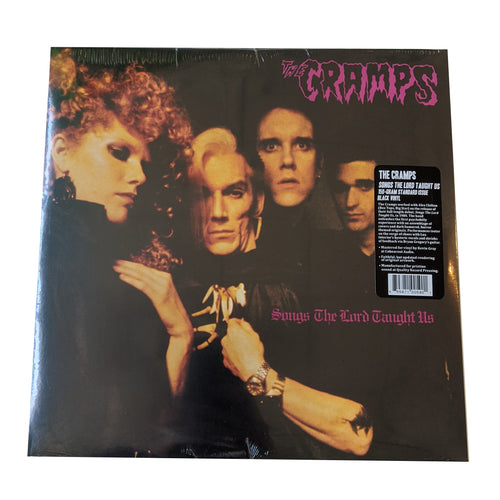 The Cramps: Songs the Lord Taught Us 12