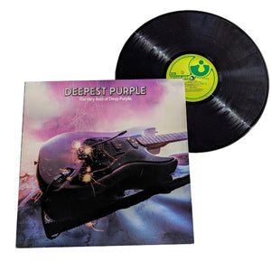 "Deep Purple: Deepest Purple 12"" (used)"