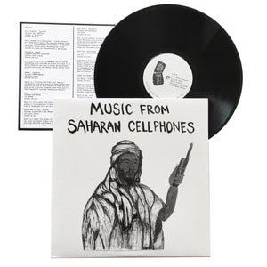 "Various: Music From Saharan Cellphones 12"" (used)"