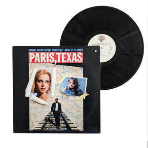 "Ry Cooder: Paris Texas OST 12"" (used)"