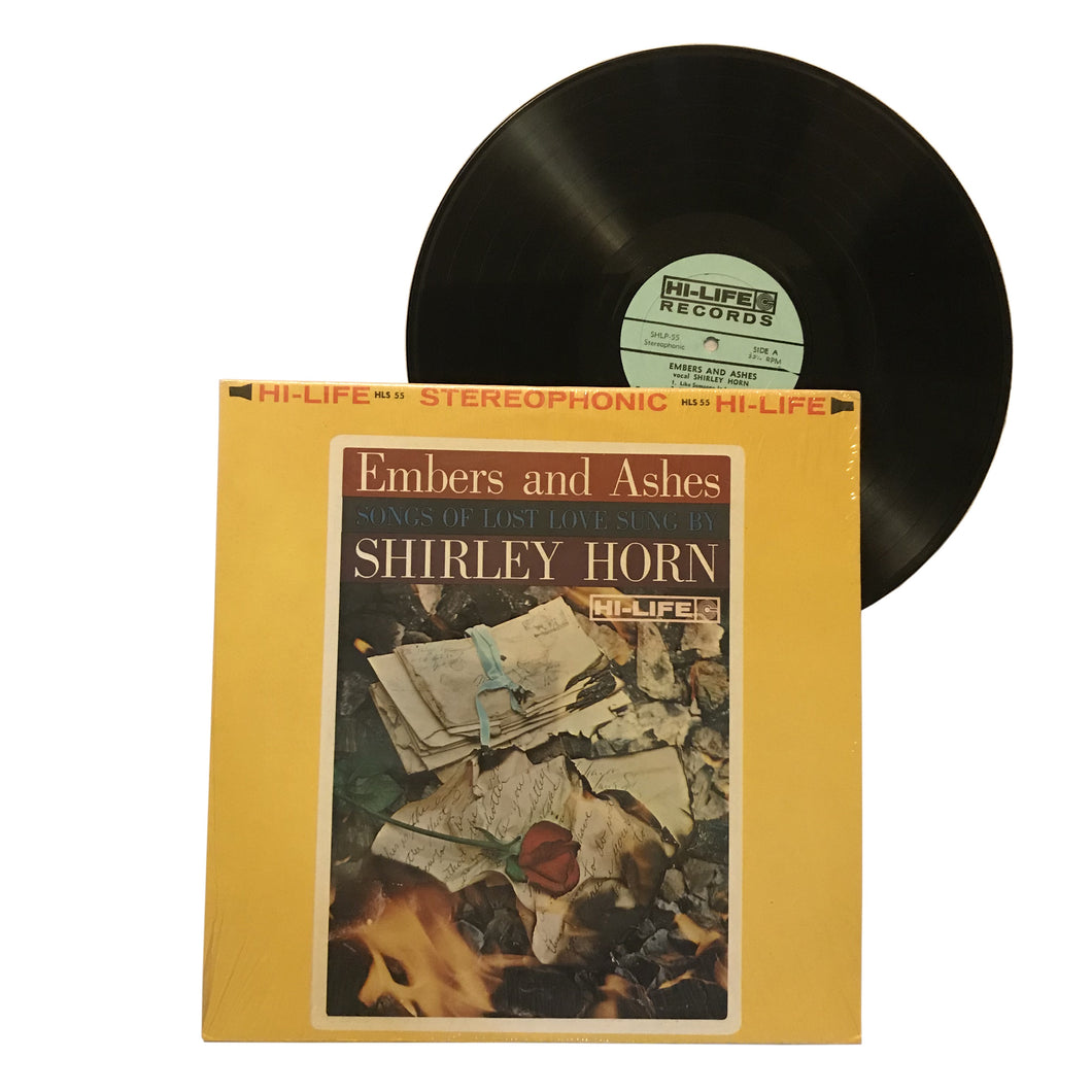 Shirley Horn: Embers and Ashes 12