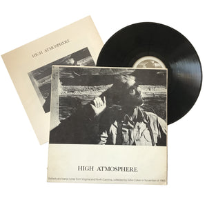 "Various: High Atmosphere 12"" (used)"