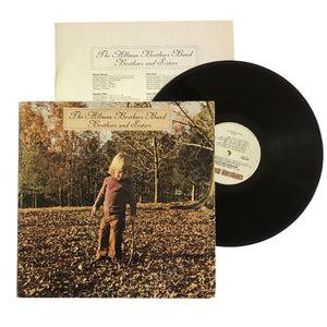 "Allman Brothers: Brothers And Sisters 12"" (used)"