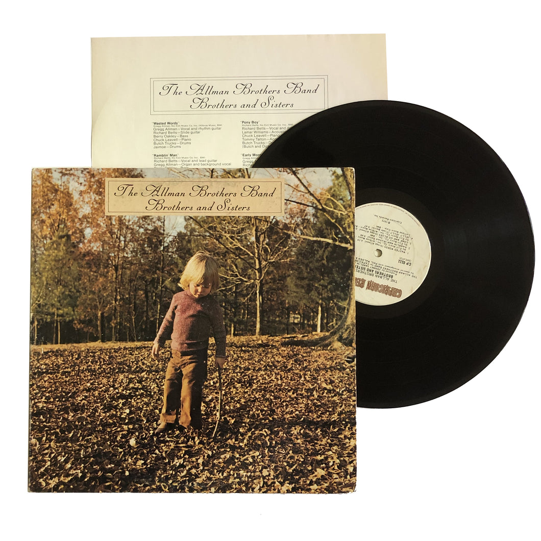 Allman Brothers: Brothers And Sisters 12
